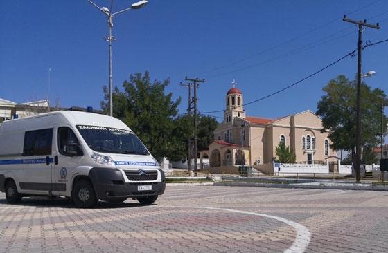 Σε ποια χωριά του Έβρου θα βρεθούν αυτή την εβδομάδα οι κινητές αστυνομικές μονάδες