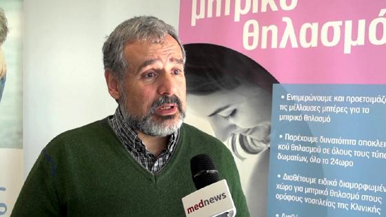 Φεύγει ικανοποιημένος ο διοικητής του ΠΓΝΑ Δημήτρης Αδαμίδης