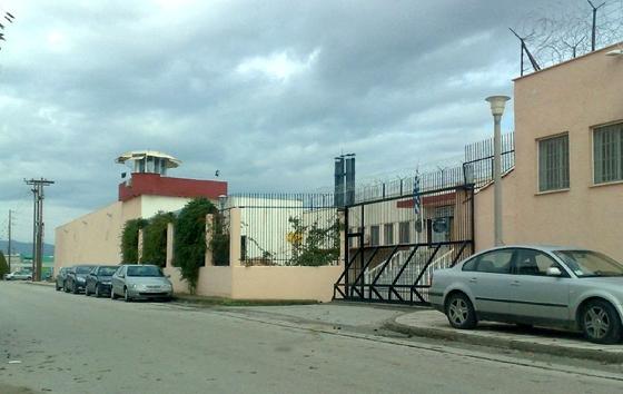 «Ντου» της αστυνομίας στις φυλακές της Κομοτηνής