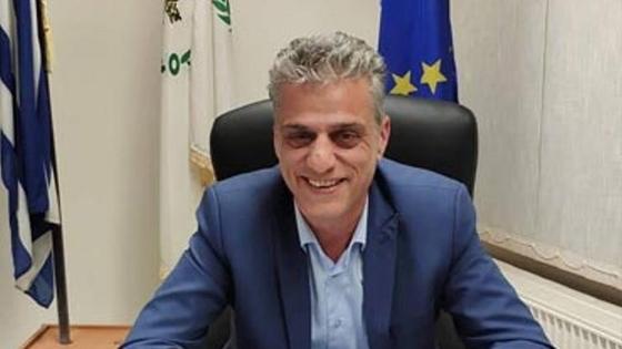 Νέος πρόεδρος της ΠΕΔ/ΑΜ-Θ ο Βασίλης Μαυρίδης
