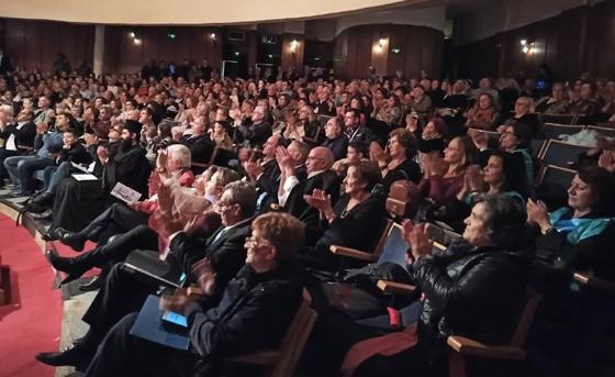 Με μεγάλη επιτυχία πραγματοποιήθηκε η 7η Πανελλήνια Χορωδιακή Συνάντηση στην Αλεξανδρούπολη (video)