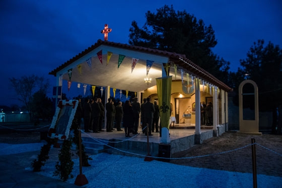 """Αλεξανδρούπολη: Το στρατόπεδο """"Ιωάννου"""" τιμά την προστάτιδα του με εκδηλώσεις ανοιχτές για το κοινό"""