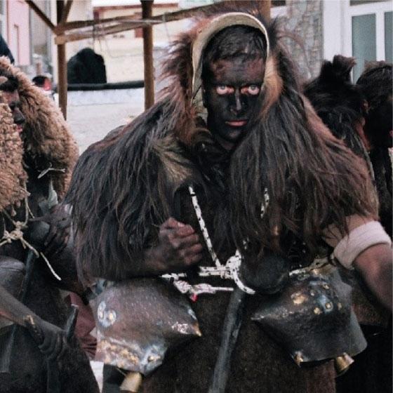 """Το έθιμο της """"Αρκούδας"""" αναβιώνει και φέτος στον Πέπλο"""