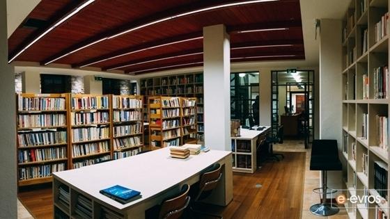 Δ. Μερκούρης: Άστοχη η τοποθέτηση του γραφείου του Αντιδημάρχου στον ίδιο χώρο με το αναγνωστήριο της Βιβλιοθήκης
