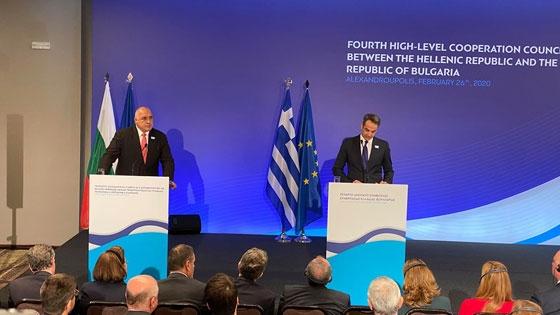 Οι συμφωνίες που υπεγράφησαν στο Ανώτατο Συμβούλιο Συνεργασίας Ελλάδας – Βουλγαρίας (video)