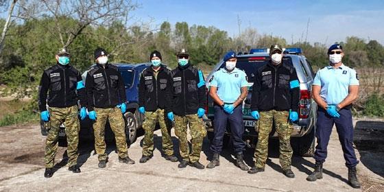 Frontex: Παραμένει στον Έβρο μέχρι αρχές Ιουλίου