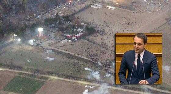 """Χρήστος Δερμεντζόπουλος: """"Θα αποζημιωθούν οι καλλιεργητές γης στις Καστανιές"""""""