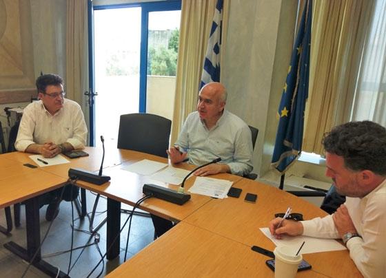 Σχέδιο της Περιφέρειας ΑΜΘ για τη στήριξη των επιχειρήσεων λόγω κορονοϊού