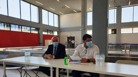 Χαρδαλιάς: Κλιμάκια από υγειονομικούς των Ενόπλων Δυνάμεων σε αεροδρόμια & νησιά