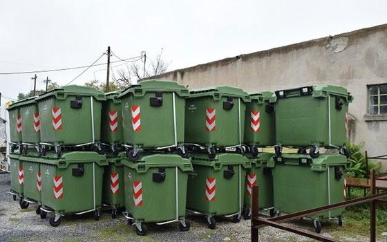 Ο Δήμος Σαμοθράκης ξεκινάει τον καθαρισμό & το πλύσιμο των κάδων σε όλους τους οικισμούς