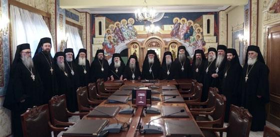 Ιερά Σύνοδος: Η Εκκλησία της Ελλάδος ζητά την αποκατάσταση του Μνημείου της Αγίας Σοφίας