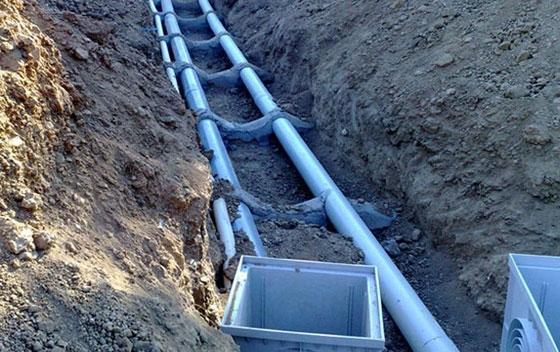 Νέο δίκτυο ύδρευσης αποκτούν οι Φέρες