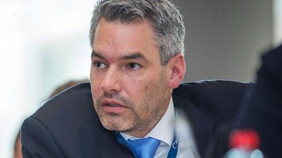 Τον Έβρο θα επισκεφθεί ο υπ. Εσωτερικών της Αυστρίας για το μεταναστευτικό