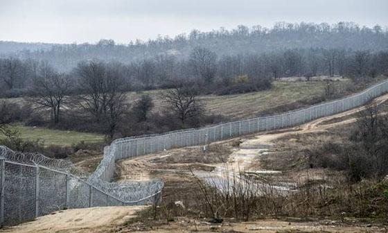 Ο φράχτης του Έβρου στην ατζέντα του υπουργικού συμβουλίου