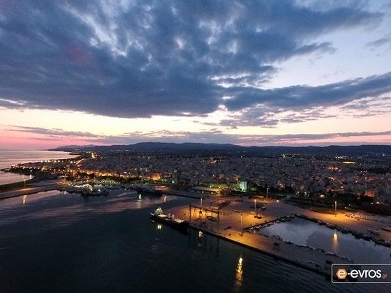 """Αυτοί είναι οι τέσσερις """"μνηστήρες"""" για το λιμάνι της Αλεξανδρούπολης - To προφίλ των υποψηφίων"""
