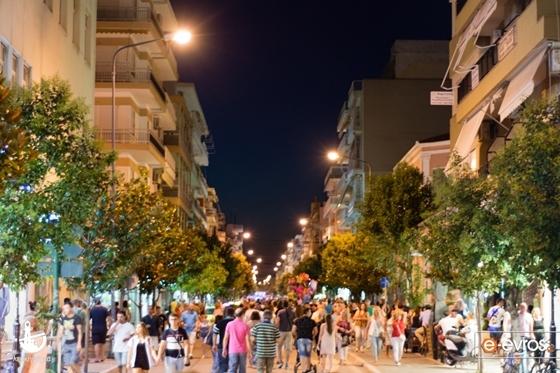 Η Αλεξανδρούπολη ετοιμάζεται για την Λευκή Νύχτα - Γίνε εθελοντής