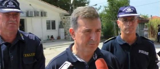 Χρυσοχοΐδης από τον Έβρο: «Η Ελλάδα ξέρει να φυλάει τα σύνορά της»