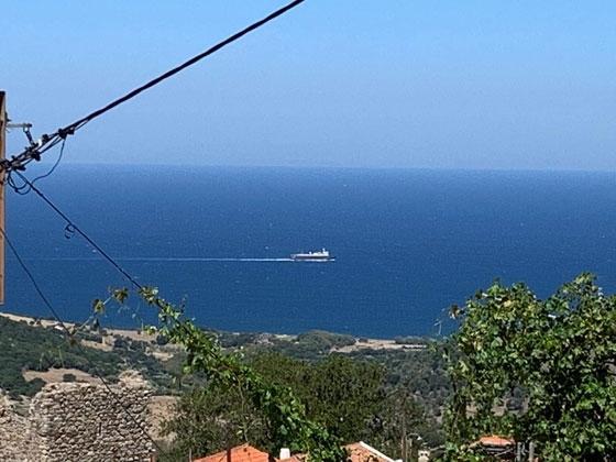 """Σήμερα στο λιμάνι της Αλεξανδρούπολης το """"ΑΖΟRES EXPRESS"""" (photo & video)"""