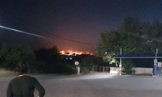 Τέσσερις φωτιές μέσα σε 24ωρες στον Έβρο - Παραμένει πολύ υψηλός ο κίνδυνος  εκδήλωσης πυρκαγιάς