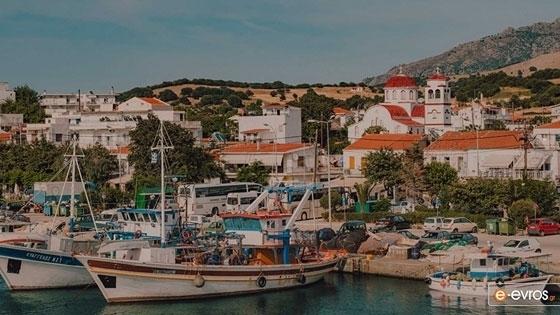 260.000,00 € στον δήμο Σαμοθράκης για  τη συντήρηση του λιμανιού της Καμαριώτισσας