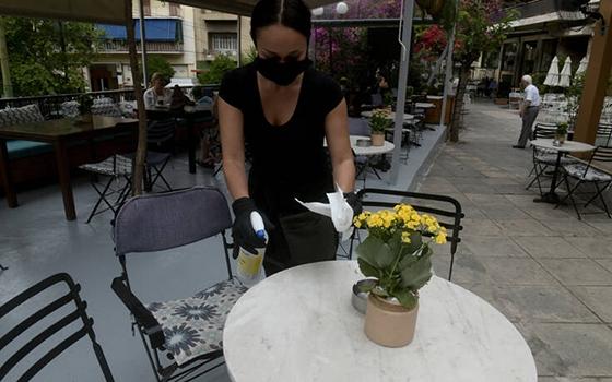 """Σωματείο Εστίασης Έβρου: """"Οι ιδιοκτήτες της εστίασης τηρούν στο ακέραιο τα μέτρα Υγιεινής"""""""
