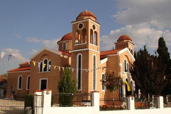 Τυχερό Έβρου: Γιορτάζει ο Ιερός Ναός του Αγίου Ιωάννου του Προδρόμου