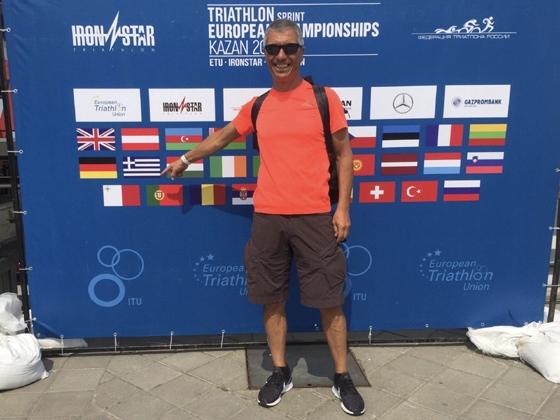 4η θέση στην Ευρώπη για τον συντοπίτη μας Γιάννη Ψαρόπουλο στο Kazan ETU Sprint Triathlon European Championships!