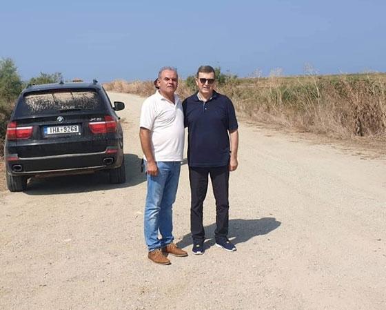 Ο υπουργός Προστασίας του Πολίτη στον Έβρο - Επισκέφθηκε τα Τμήματα Συνοριακής Φύλαξης