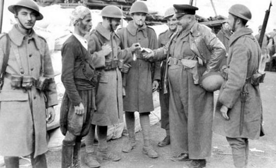 """1941: """"Οι 300 του Έβρου στη Μάχη της Κρήτης"""""""