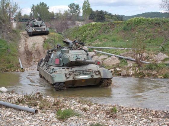 Ενεργοποιήθηκε η Δύναμη Άμεσης Επέμβασης Μηχανοκίνητης Ταξιαρχίας, στον Έβρο (φωτο)