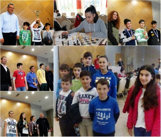 Εκπληκτικές εμφανίσεις των οκτώ σκακιστών/ριων της Αλεξανδρούπολης στους Προκριματικούς Αγώνες των Πανελληνίων Νεανικών Πρωταθλημάτων 2017