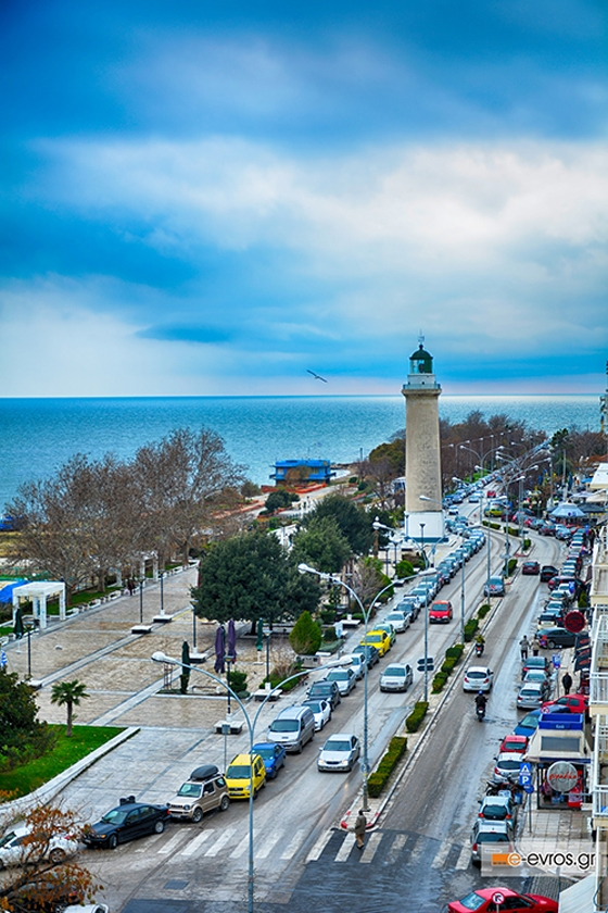 7bcb3540b3d Ανοίγει η Παραλιακή Αλεξανδρούπολης & ξεκινούν νέα έργα | e-evros.gr