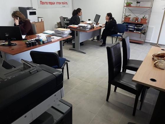 Τα νέα γραφεία όπου μπορούν να προσέρχονται οι πολίτες