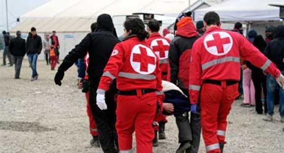 Η Διεθνής Ομοσπονδία Ερυθρών Σταυρών κάνει δωρεά αξίας 770.000 ευρώ προς τον Ελληνικό Ερυθρό Σταυρό