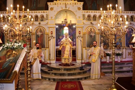 Θεία Λειτουργία με αναφορά στους 2 Έλληνες στρατιωτικούς τελέσθηκε σε Ιερό Ναό της Ορεστιάδας