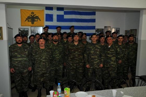 """Οι Εθνοφύλακες δημιούργησαν την δική τους """"γωνιά"""" στην Μάκρη Αλεξανδρούπολης (φώτο)"""