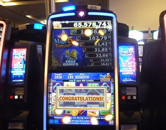 """65.000€ """"χτύπησε"""" παίχτης στο Casino Thraki."""