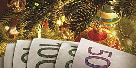 Δώρο Χριστουγέννων: Πώς υπολογίζεται και ποιοι δικαιούνται