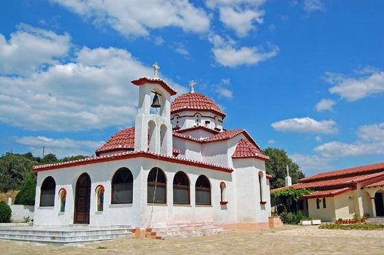 Πανηγυρίζει η Ιερά Μονή Αγίου Ιωάννου του Θεολόγου στο Αετοχώρι