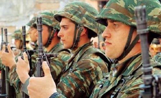 ΓΕΣ: Καλεί σε κατάταξη στον Στρατό Ξηράς την 2017 Γ ́/ΕΣΣΟ