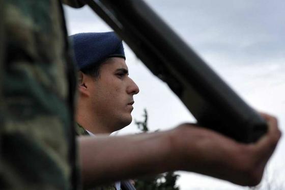ΓΕΣ: Καλεί σε κατάταξη στον Στρατό Ξηράς την 2017 Δ ́/ΕΣΣΟ
