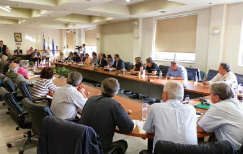 Συνεδρίαση του Δ.Σ. Αλεξανδρούπολης