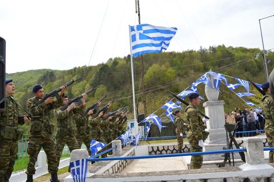 """Εορτασμός επετείου της Μάχης των Οχυρών στο οχυρό """"Έχινος"""""""