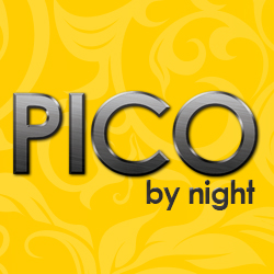 Pico by night