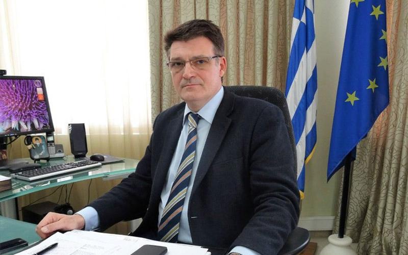 Ο Αντιπεριφερειάρχης Π.Ε. Έβρου Δημήτριος Πέτροβιτς
