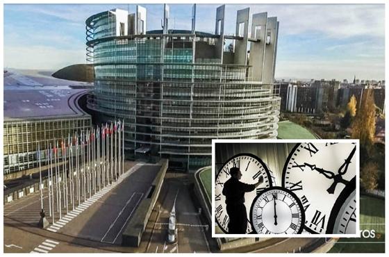 Θερινή ώρα: Υπέρ της κατάργησής της ψήφισε το Ευρωπαϊκό Κοινοβούλιο