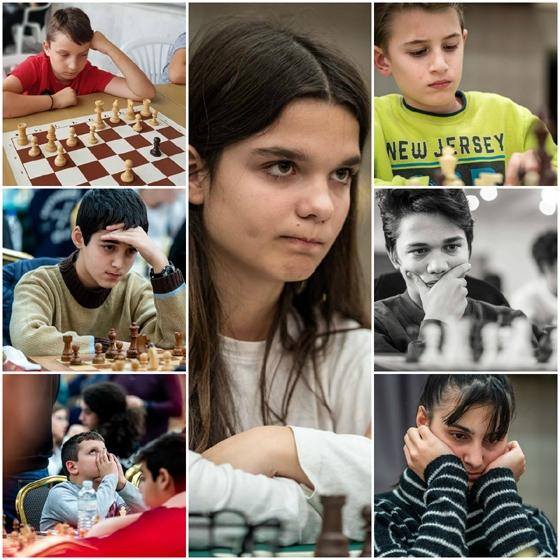 Στο 11ο Ομαδικό Πανελλήνιο Πρωτάθλημα Σκακιού Παίδων-Κορασίδων 2018 ο Εθνικός Αλεξανδρούπολης!
