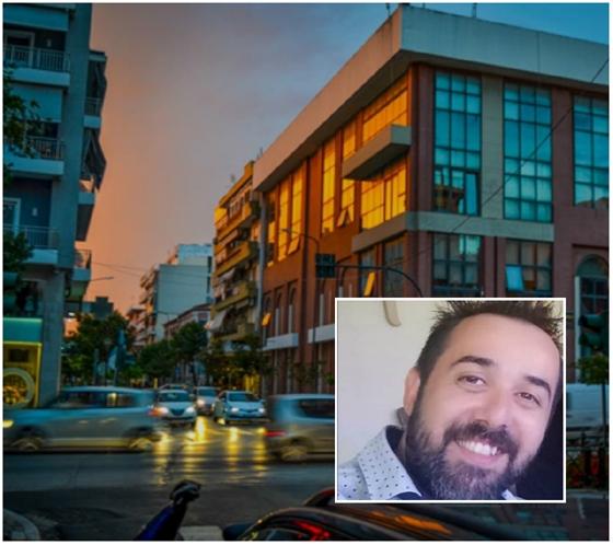 Ο Νίκος Γεωργιάδης ο νέος πρόεδρος του Σωματείου Επαγγελματιών Εστιατορίων Καφέ – Μπαρ - Εστίασης Αλεξανδρούπολης
