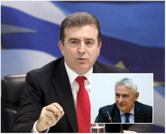 Την αύξηση των μέτρων φρούρησης στα σύνορα ζήτησε από τον Υπουργό Προστασίας του Πολίτη ο Αν. Δημοσχάκης
