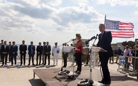 Η Τουρκία εξέφρασε την ενόχλησή της για κοινές ασκήσεις Ελλάδας - ΗΠΑ με κέντρο την Αλεξανδρούπολη